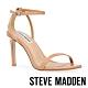 STEVE MADDEN-JANET -細帶繞踝細跟高跟鞋-卡其色 product thumbnail 1