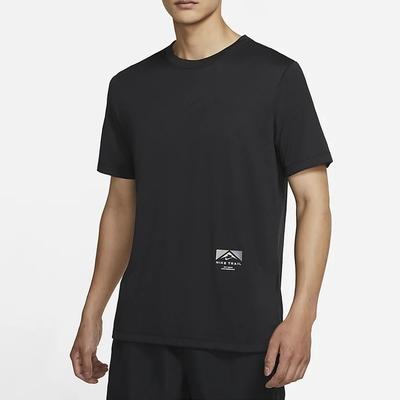Nike DF TEE DB TRAIL SSNL 男短袖上衣-黑-DD4465010