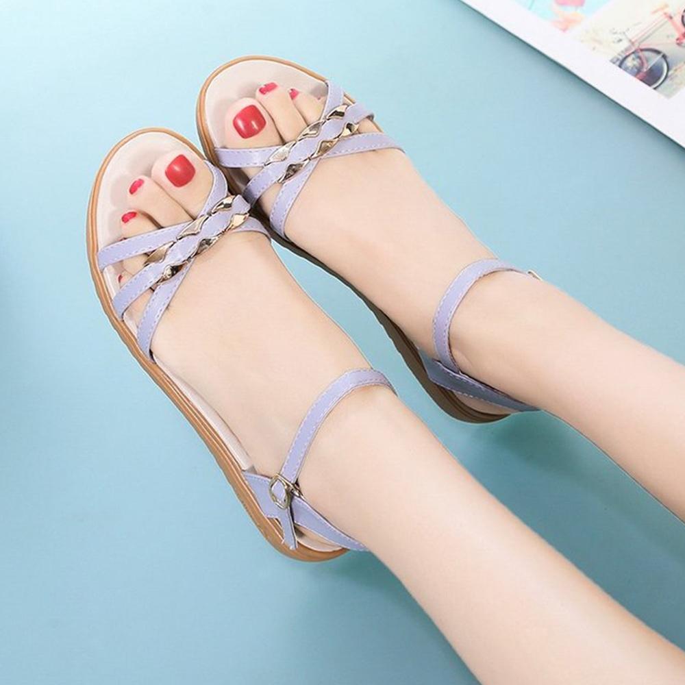 KEITH-WILL時尚鞋館-獨賣渡假氣息涼鞋(涼鞋/涼跟鞋)(共3色) (紫色)