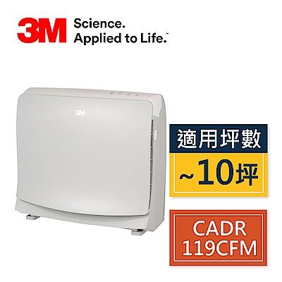 3M 超舒淨8坪空氣清淨機FA-M13/適用4-10坪