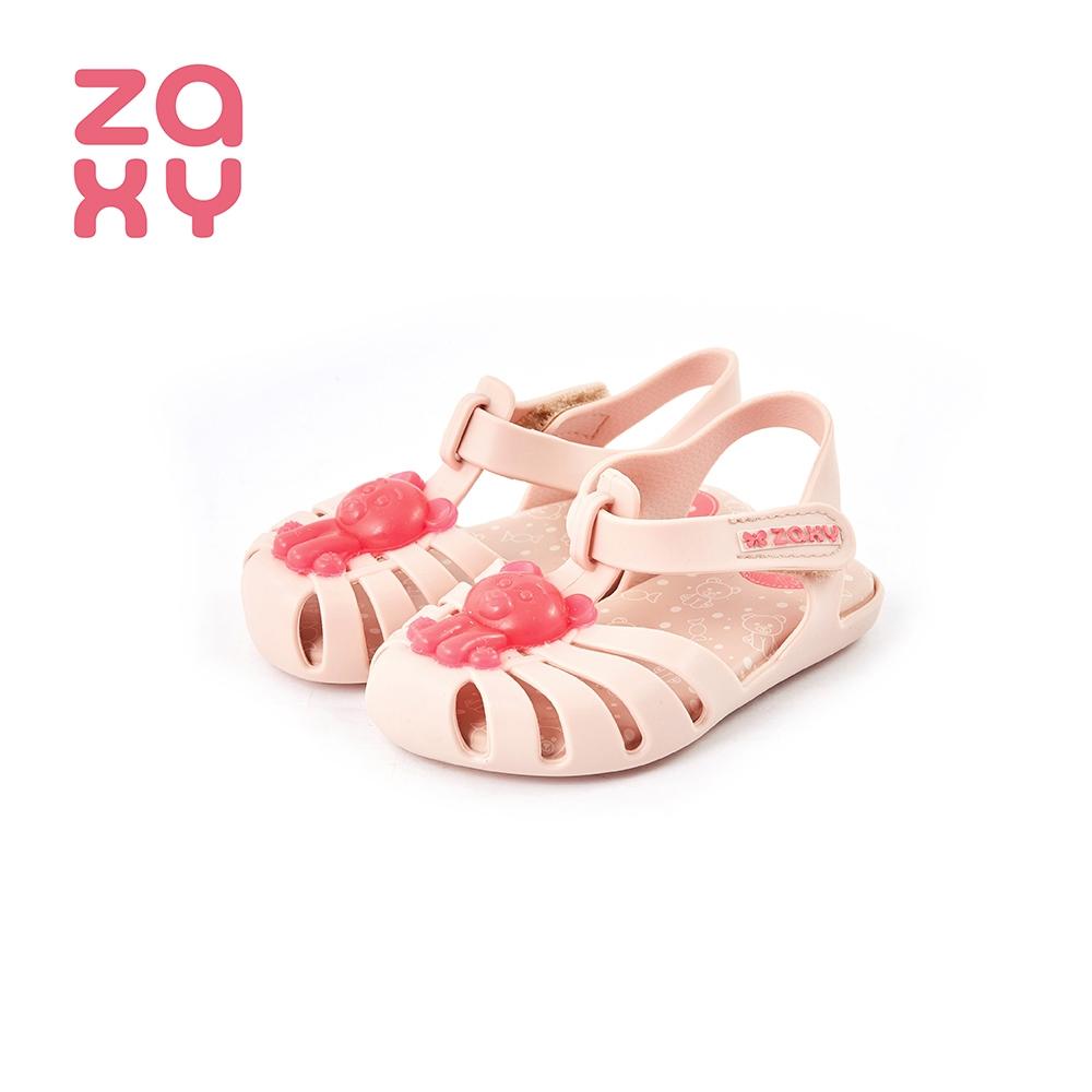 ZAXY GUMMY BEAR BABY系列娃娃鞋 寶寶款 米膚