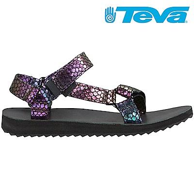 TEVA ORIGINAL UNIVERSAL IRIDESCENT 女休閒涼鞋