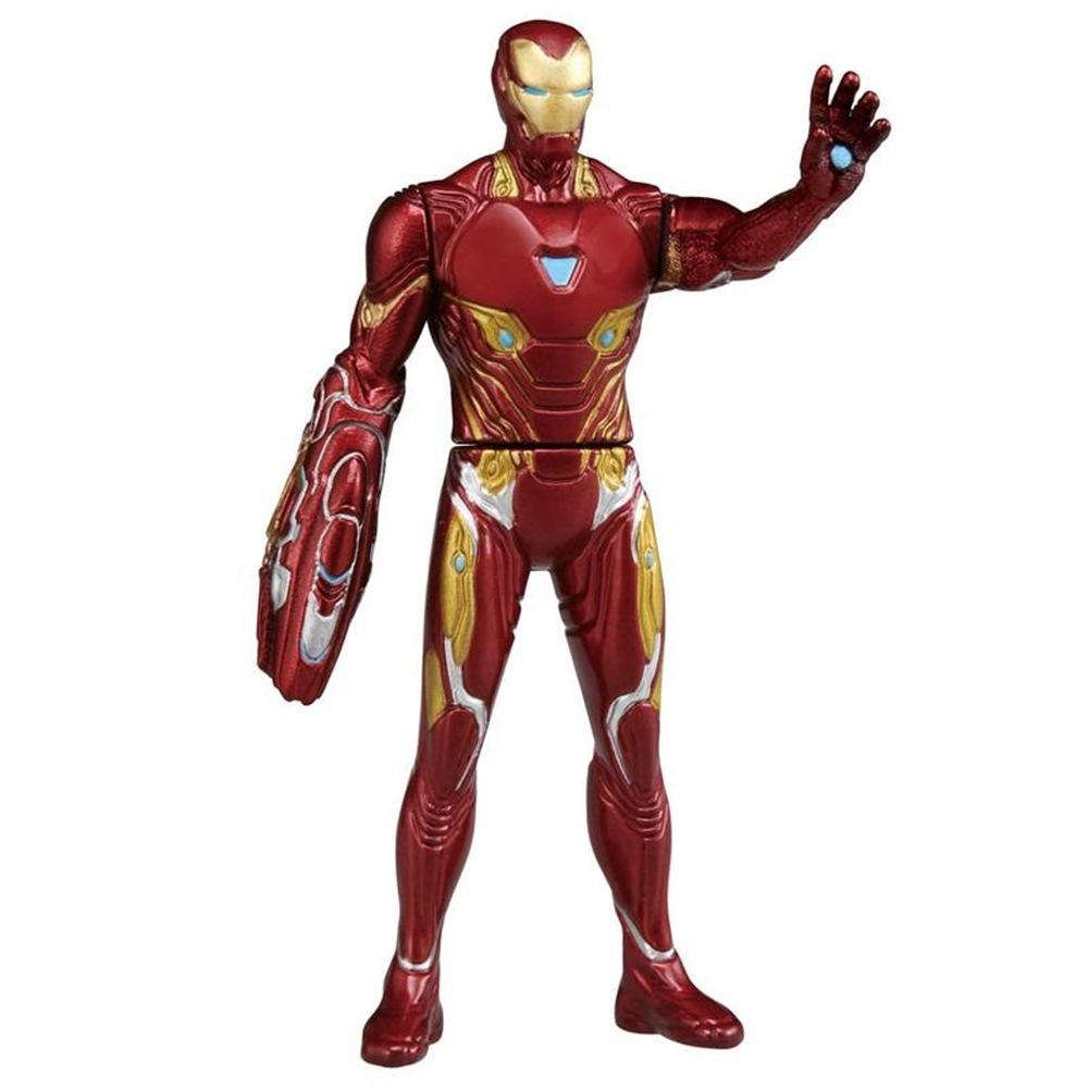 任選TOMICA漫威鋼鐵人 MARK50 合金人Marvel DS11561 復仇者聯盟