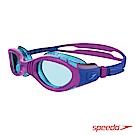 SPEEDO 兒童 運動泳鏡 Futura Biofuse Flexiseal 紫/薄荷綠