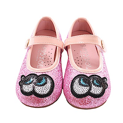 台灣製手工娃娃鞋 sk 0555  魔法Baby