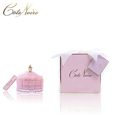 法國 CoteNoire 蔻特蘭 粉紅香檳藝術香氛蠟燭185g