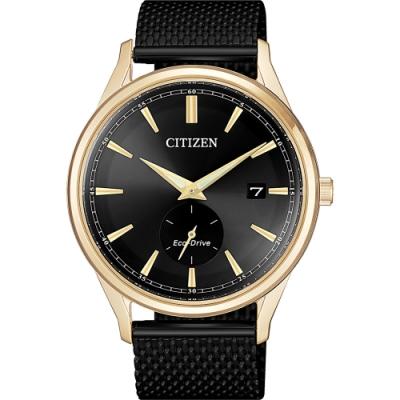 CITIZEN 星辰 光動能父親節廣告款小秒針手錶-40mm (BV1116-80E)