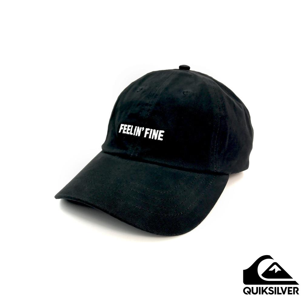 【Quiksilver】HAPPY PAPPY 棒球帽