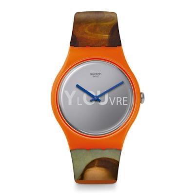 Swatch 原創系列手錶 LISA MASQUEE - 41mm