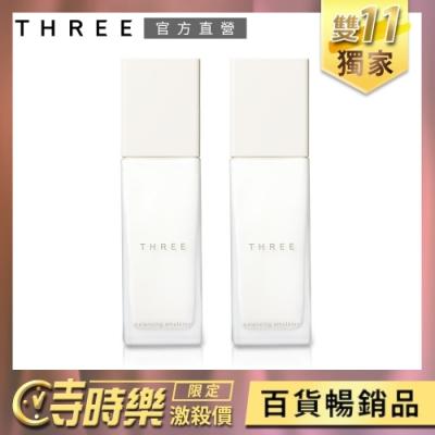 買1送1▼(即期品) THREE 平衡水凝乳100mL (效期至2021/10)