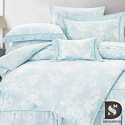 DESMOND 雙人60支天絲八件式床罩組 蔓藤 100%TENCEL