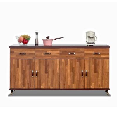 MUNA 艾德格5.3尺積層色餐櫃(下座) 160.2X40X82.5cm