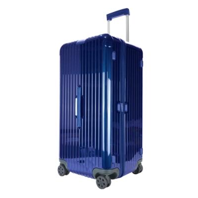 RIMOWA ESSENTIAL Trunk Plus 31吋大型運動旅行箱(亮藍)