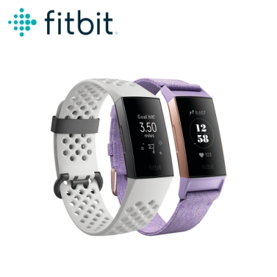 Fitbit Charge 3 智慧手環 特別版