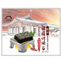 景福宮 韓國辣味烤海苔(27g)