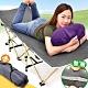 雙層加厚折疊床(送收納袋)   摺疊床折合床摺合床 product thumbnail 1