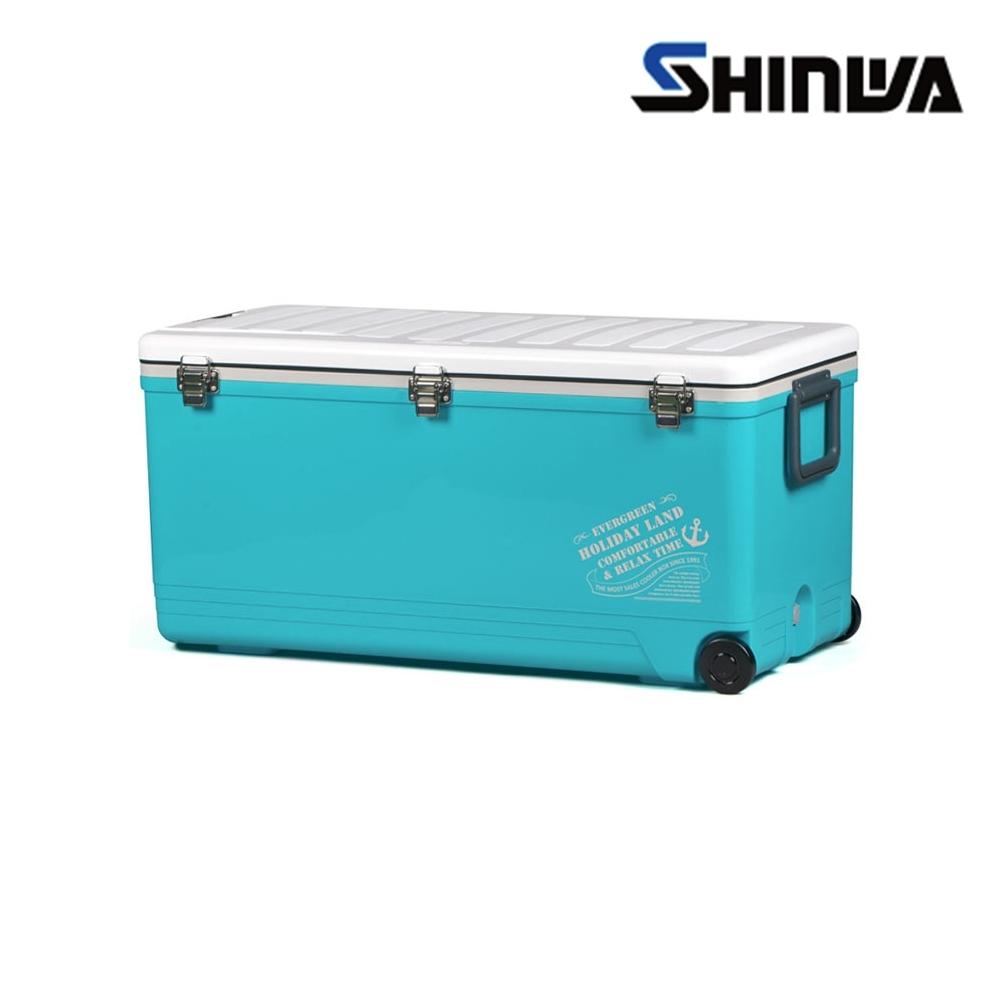 【SHINWA 伸和】日本伸和 Holiday Land 輕型保冷箱 48L