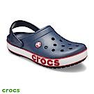 Crocs 卡駱馳 (中性鞋) 經典側邊logo卡駱班 206021-4CC
