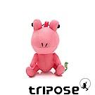 tripose 輕鬆生活吊飾-青蛙公仔 粉紅