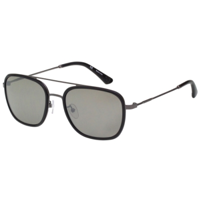 POLICE- 水銀面 太陽眼鏡 (黑色)PE-SPL460G