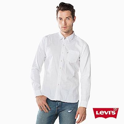 Levis 素面襯衫 男裝 單口袋
