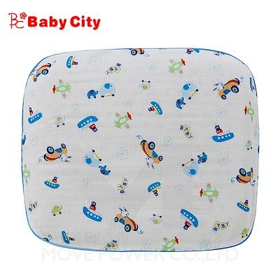 【任選】娃娃城BabyCity-舒眠乳膠塑型枕/卡其