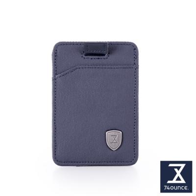 74盎司 FIT時尚卡片收納包[N-580-FI-M]藍