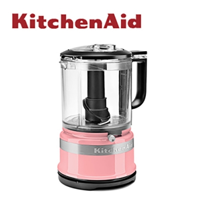 KitchenAid 5Cup 食物調理機 桃花粉