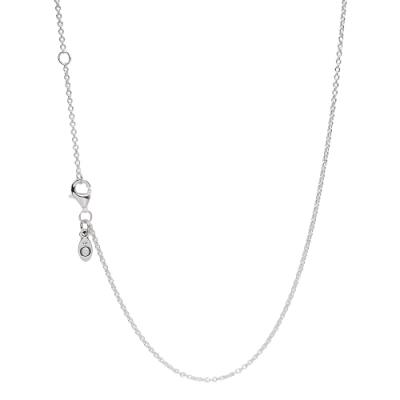 Pandora 潘朵拉 經典925純銀項鍊 粗鍊