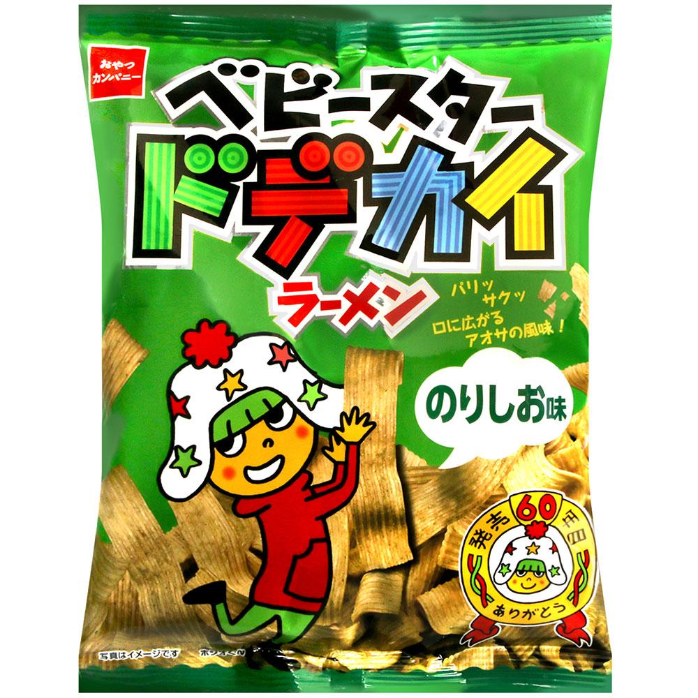 OYATSU 超大點心麵-海苔鹽風味(88g)