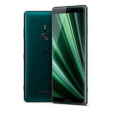 [無卡分期-12期]SONY Xperia XZ3 (6G/64G) 6吋智慧手機-青森綠
