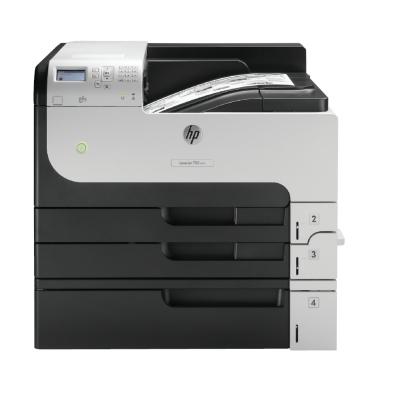 HP LaserJet Enterprise 700 M712dn 黑白雷射印表機