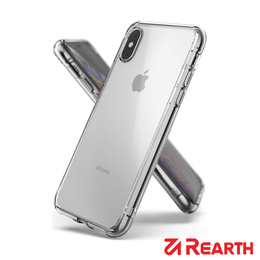 Rearth Apple iPhone Xs Max (Fusion) 高質感保護殼