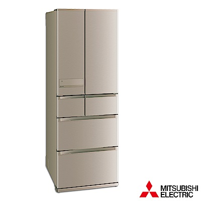 MITSUBISHI三菱 525L 1級變頻6門電冰箱 MR-JX53C 日本原裝