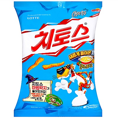 Lotte 玉米濃湯風味餅乾(82g)