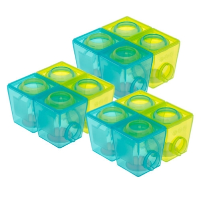 英國 Brother Max 冰磚王 - 副食品分裝盒,大號 X3