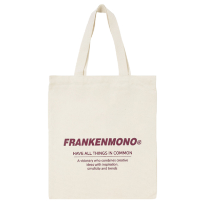 韓國FRANKEN MONO HAVE ALL-ECO側背包 (顏色任選)
