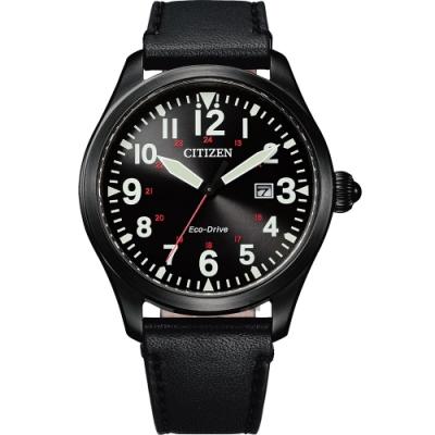 CITIZEN 星辰 光動能飛行家手錶-42mm(BM6835-23E)