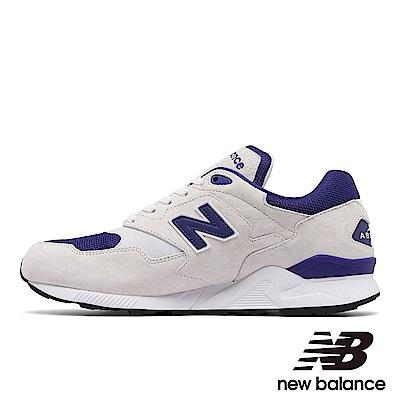 New Balance 復古鞋 男鞋 米白藍 ML878RSC