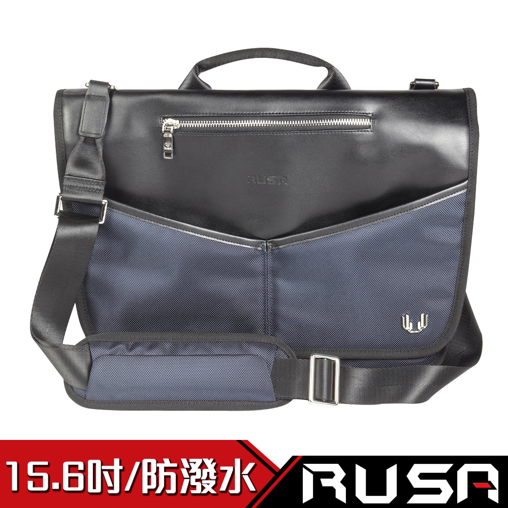 RUSA 哲學家 15.6吋側背包(兩色選) product image 1
