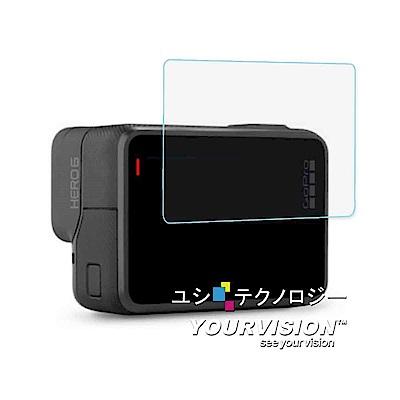 嚴選奇機膜 最新 GoPro HERO6 觸控螢幕專用 超薄 鋼化玻璃膜 螢幕保護貼
