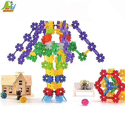 Playful Toys 頑玩具 樹葉雪花片
