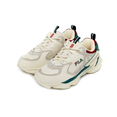 FILA SKIPPER 中性慢跑鞋-綠 4-J528U-940