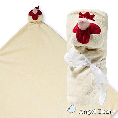 美國 Angel Dear 大頭動物嬰兒毛毯 (小公雞)