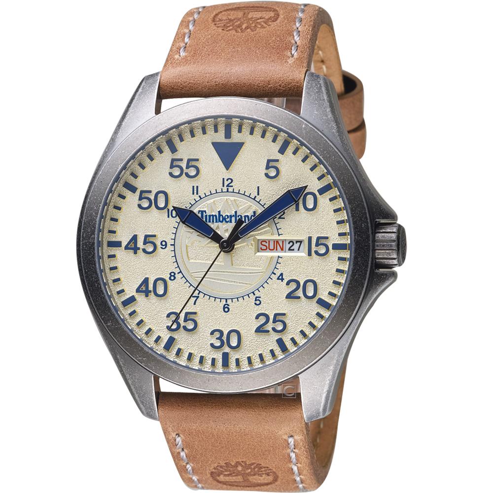 Timberland探險指引時尚錶(TBL.15594JSQ/14)