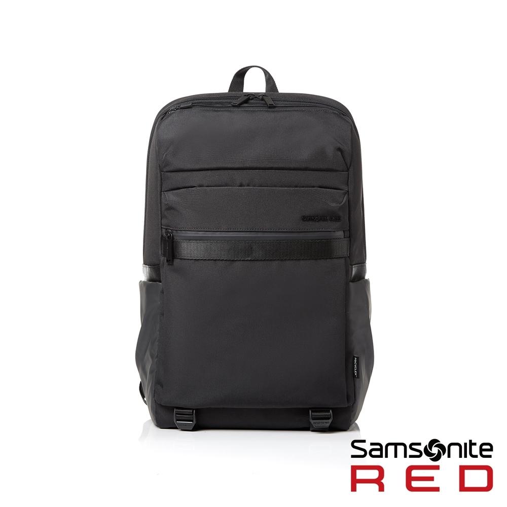 【5/1~5/25 10:00 限定 買就送300超贈點】Samsonite RED PLANTPACK 6 環保時尚科技抗菌斜肩包