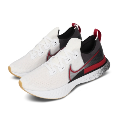 Nike 慢跑鞋 React Run 男鞋