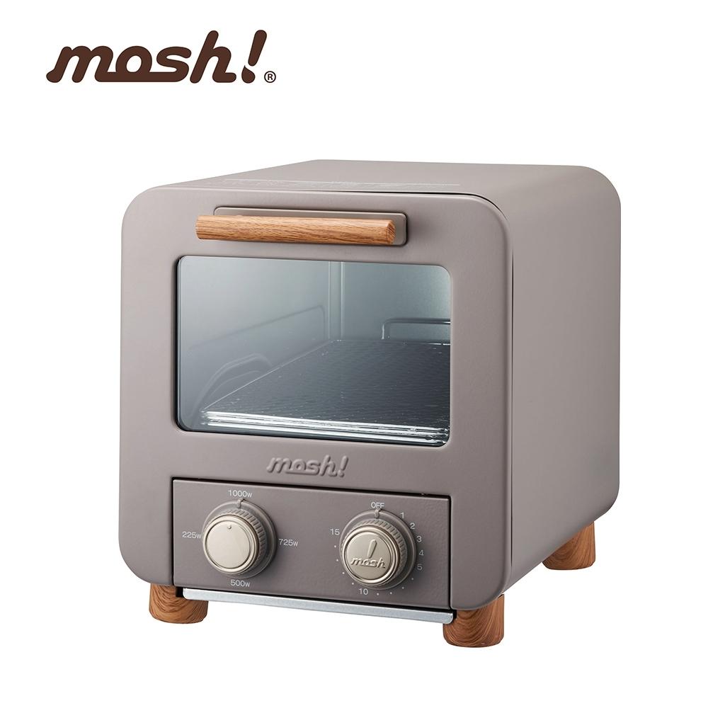mosh電烤箱 M-OT1 BR 棕