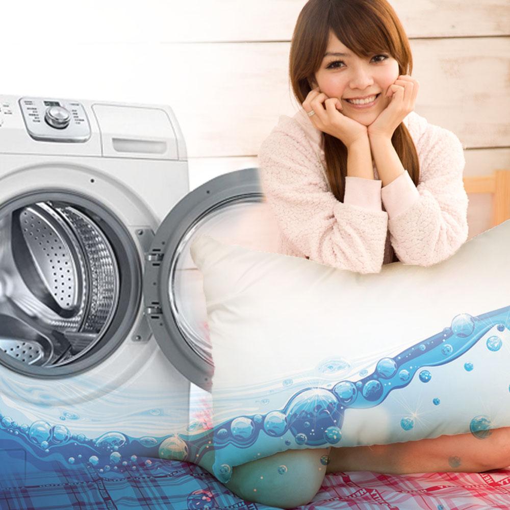 La Veda 可水洗支撐型棉枕