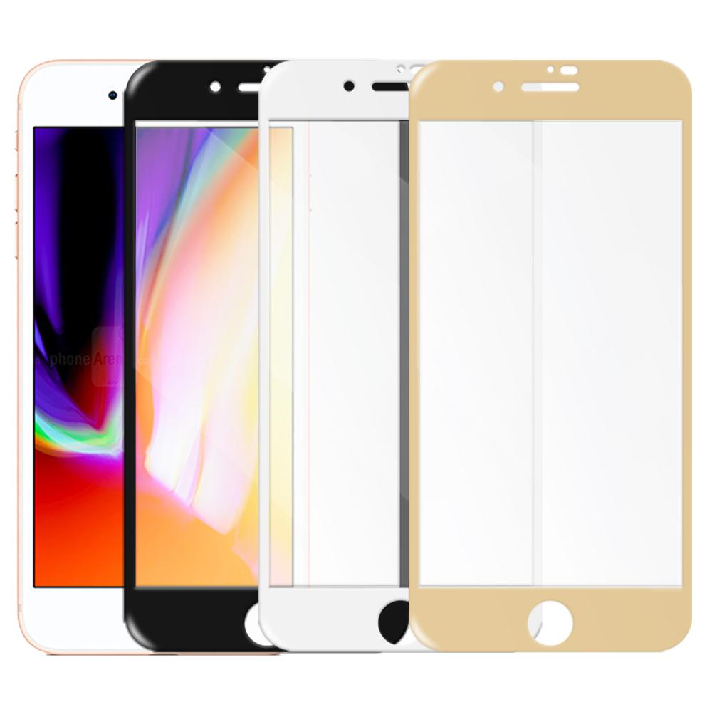 阿柴好物 Apple iPhone 8 Plus 滿版玻璃貼